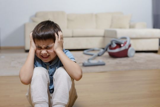 Jak postępować z dzieckiem, które ma zaburzenia SI