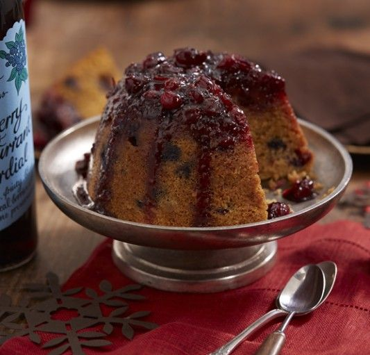Blackcurrant recipes pudding