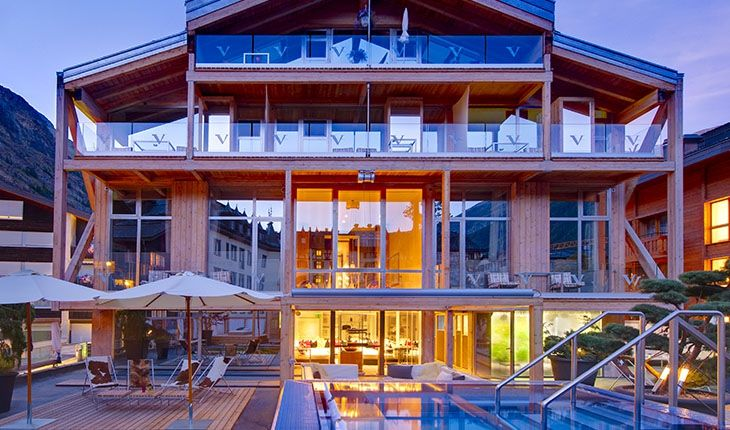 Europe Hotel Spa Zermatt