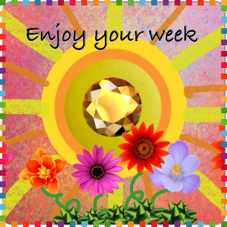 Enjoy your week, with love from Crazy Craft