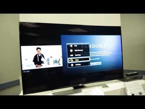 Samsung Smart TV for 2014