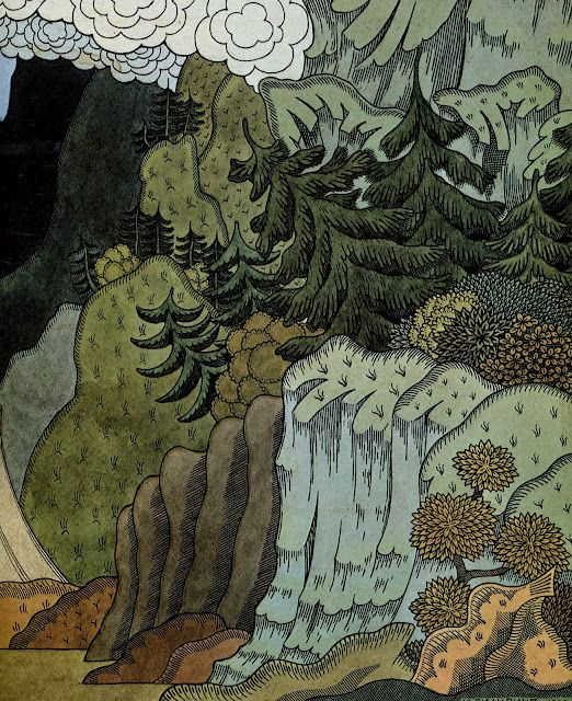 Illustrations by Ivan Bilibin