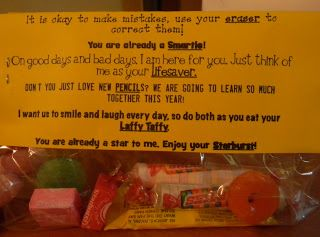 Student Welcome Gift