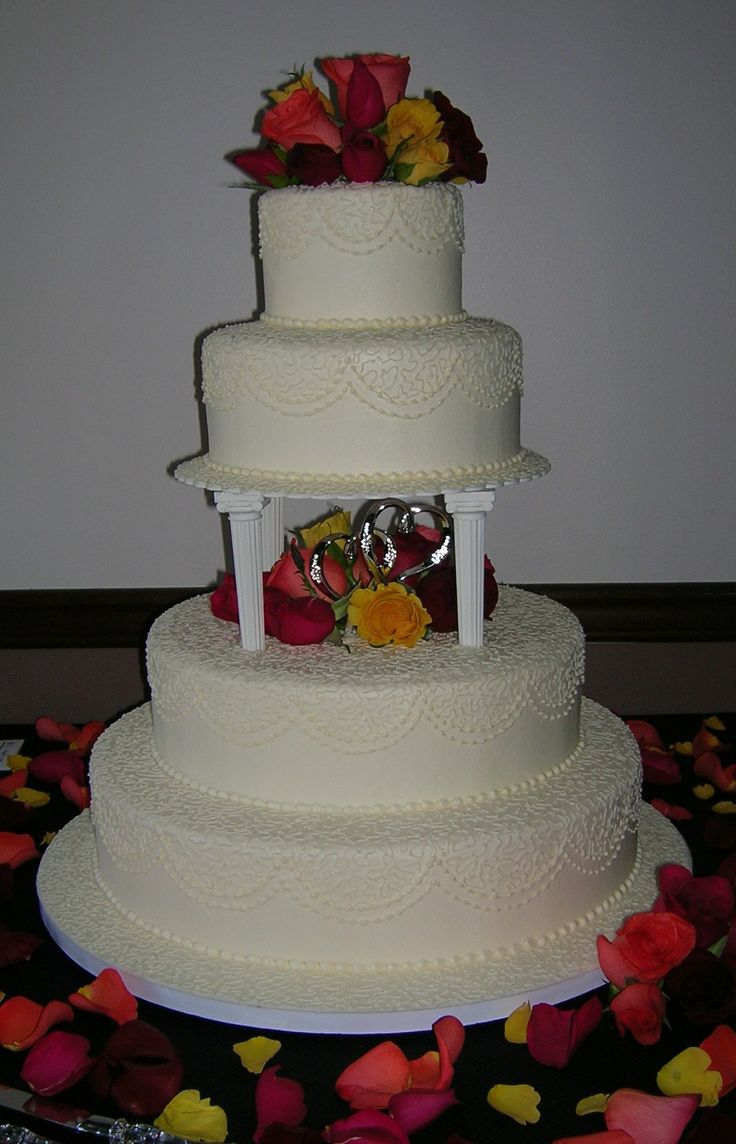 wedding cakes with pillars 87 best pillar wedding cakes images on 26077