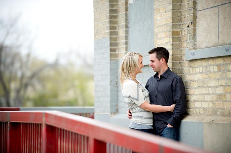 Winnipeg Engagement Session