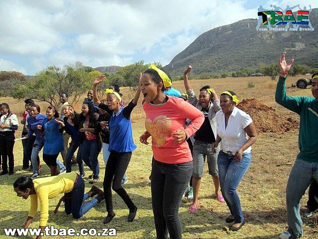 Stanlib SA Mini Olympics Team Building Hartbeespoortdam