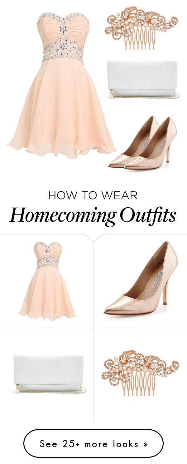 """Untitled #340"" by kms126 on Polyvore featuring Charles David, GUESS and Jon Richard"