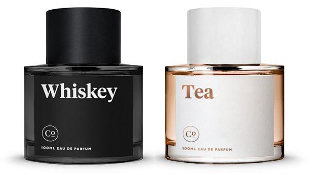「ウィスキー」「紅茶」をイメージした香水はいかが?―自分にあった香水を調合してくれる「Commodity」