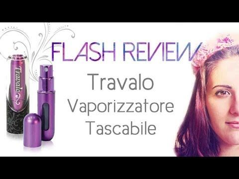 #FlashReview :  Travalo - Vaporizzatore Tascabile per Profumo #FlashReview : Travalo - Refillable Perfume Bottle Atomizer    #travalo #review #perfume #recensione #dior #chanel #eaudechanel #DG #DolceandGabbana #Dolceegabbana #parfum #Profumo #Travelessentials #BeachEssentials #PortaProfumo #Spray #refillable #chaneln5 #valentino #acquadigiò #armani #Gucci #Flora #guccibygucci #Florabygucci #giorgioarmani #acquadigioia #valentina #valentino #guess #guessbymarciano