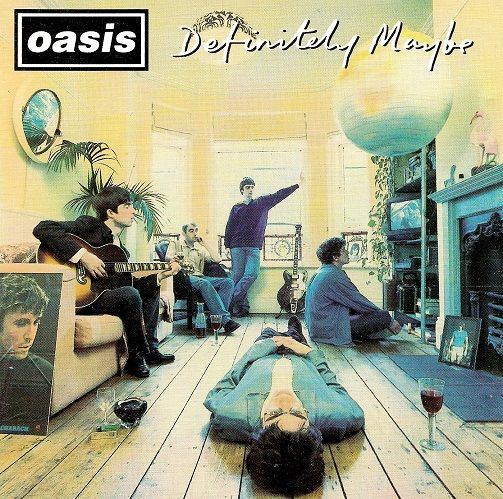 Buy the Oasis Definitely Maybe CD at Planet Earth Records. This classic Oasis CD album comes with 11 tracks & is available online in great condition. http://www.planetearthrecords.co.uk/oasis-definitely-maybe-cd-album-creation-1994-140-p.asp | £3.99