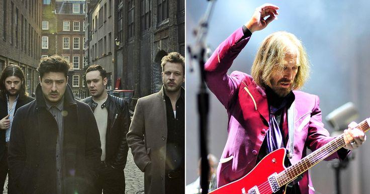 Tom Petty, Mumford & Sons Top Inaugural Arroyo Seco Weekend #headphones #music #headphones