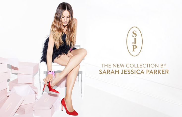 The new SJP collection for women.