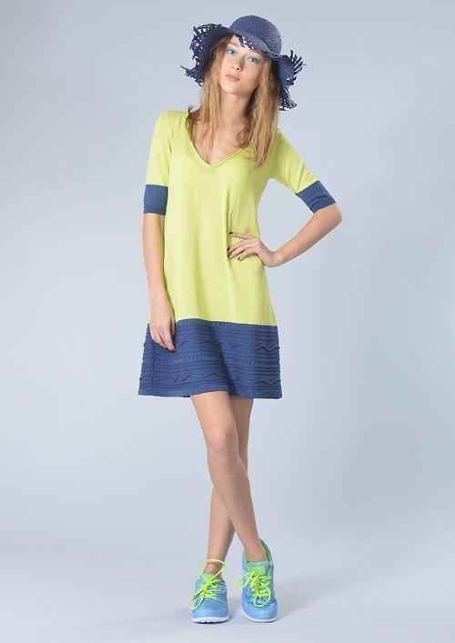 Dámské letní šaty 6354