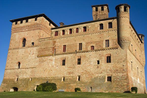 Castello Grinzane Cavour - Cuneo