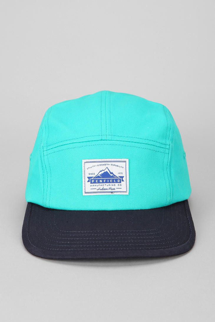 Penfield Casper Colorblock 5-Panel Hat