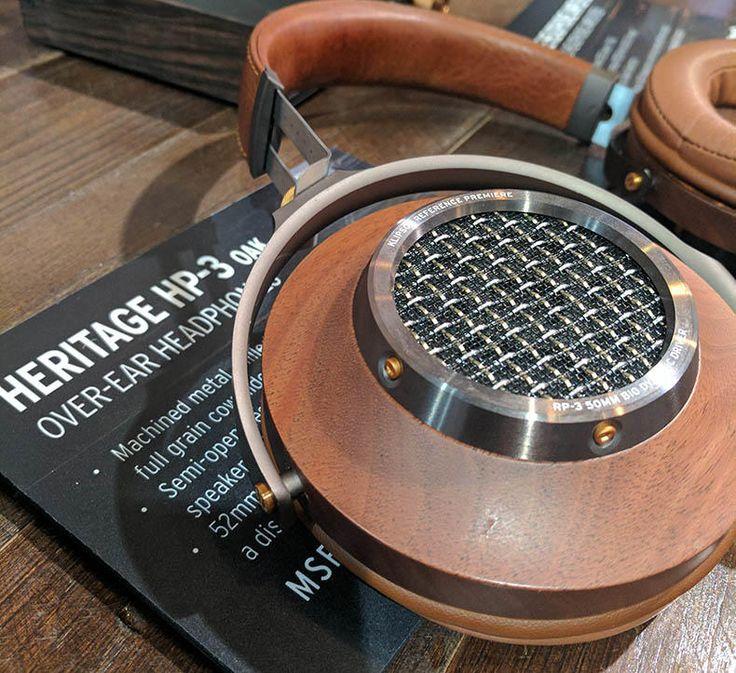 Klipsch shows off handsome Heritage headphone range at CES 2017 | What Hi-Fi?