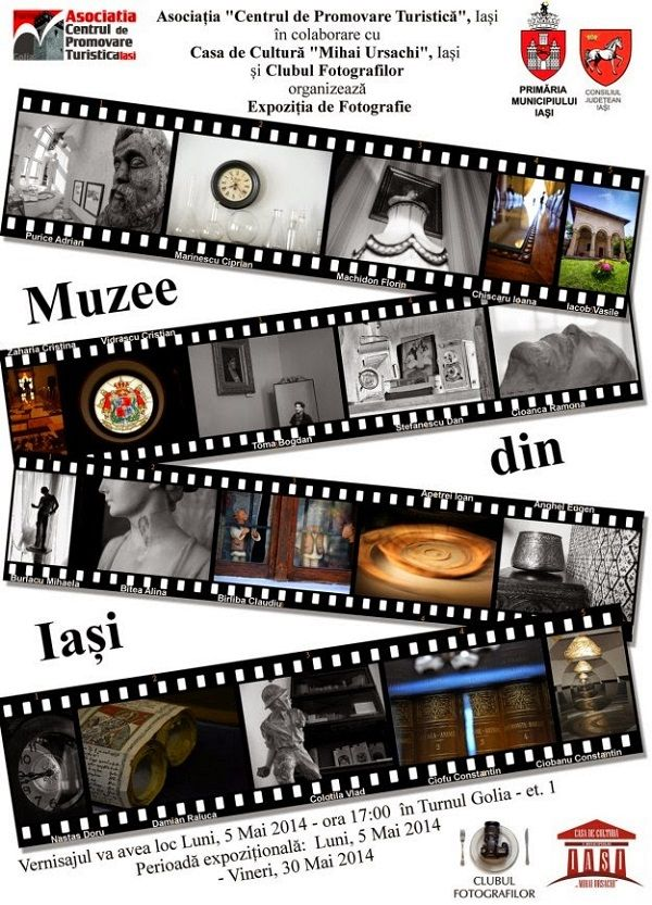 """""""Muzee din Iaşi"""", expoziţie de fotografie Muzee"""