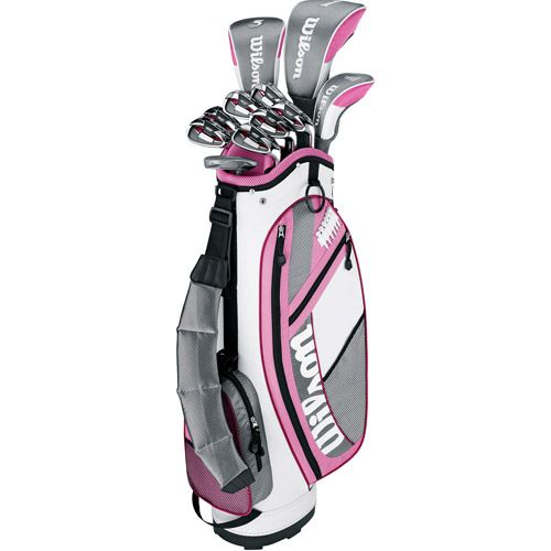 Wilson Profile Women's Golf Club Set, Petite Right-Handed