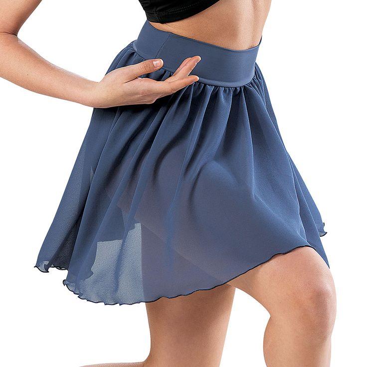 Slip On Shoe Circle Skirt