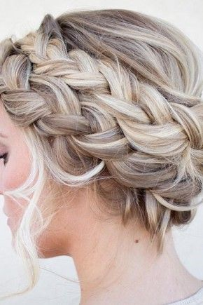 cool Top Trendy Updo Hairstyles 2015 //  #2015 #Hairstyles #trendy #Updo