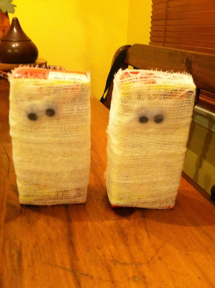 Mummy juicebox