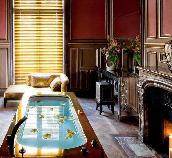 20 Of The World 39 S Most Beautiful Hotel Bathtubs Frances