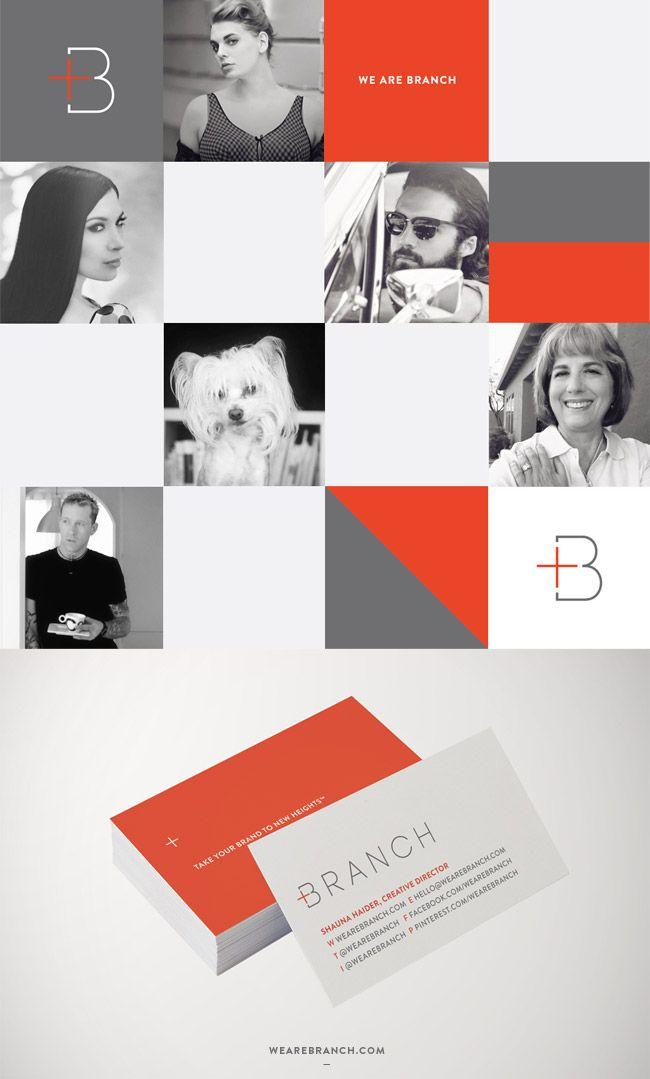 We Are Branch Boutique Design Studio Branding