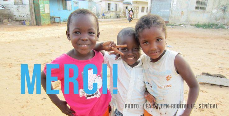 Célébrez la Semaine du développement international avec nous! Consultez notre cyberlettre pour en apprendre plus sur nos activités!
