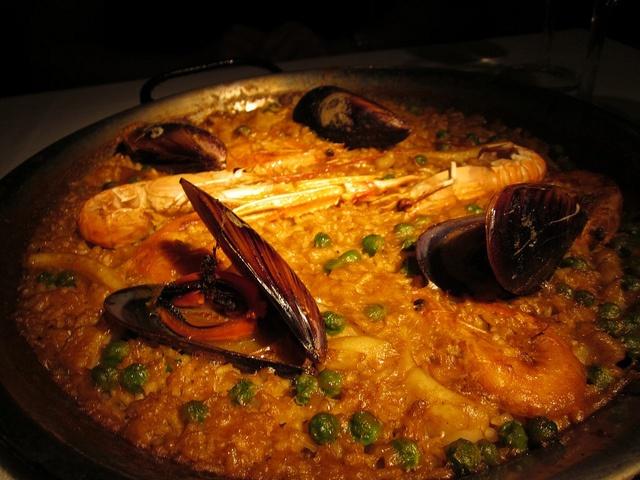 Restaurant La Fonda - Barcelona