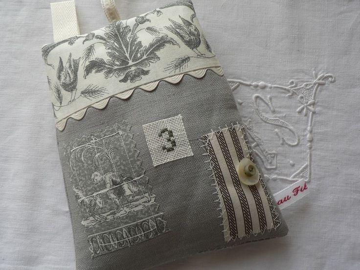 Tuto #3 - Atelier Couture : La Maisonnette en tissu