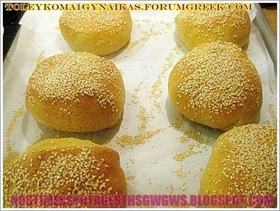 ΨΩΜΑΚΙΑ ΣΠΙΤΙΚΑ,ΑΦΡΑΤΑ ΓΙΑ ΧΑΜΠΟΥΡΓΚΕΡ!!!   Νόστιμες Συνταγές της Γωγώς