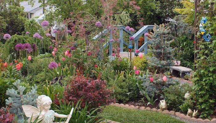 16 Fascinating Fairy Garden Design Ideas