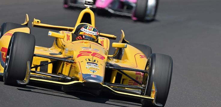 May in Indy = the Indy 500!