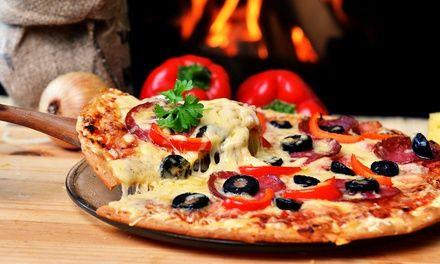 Pizzas au choix à emporter - Restaurant Enzo Pizza à Argeles sur mer