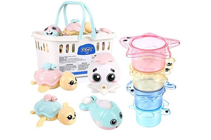 Bath best toys baby