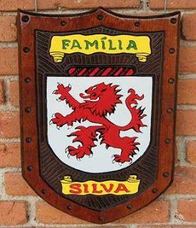 brasão da familia Silva