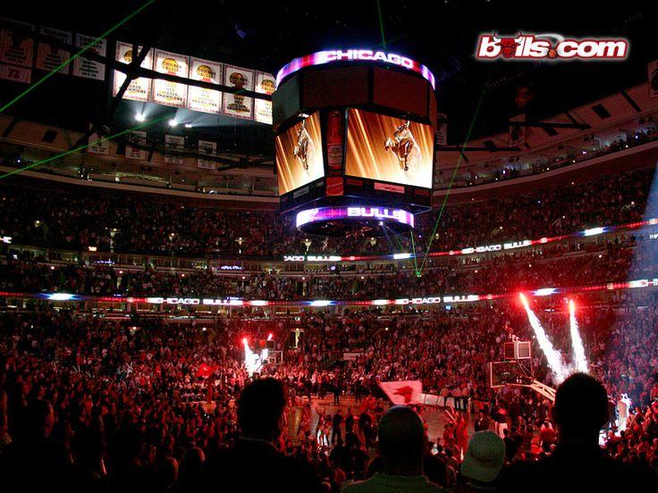Chicago Bulls - Chicago Stadium/United Center.....simply awesome.