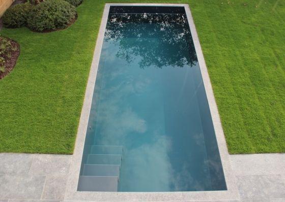 Hybride zwemvijver Bio Pool