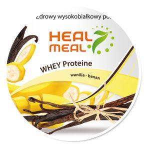 HealMeal7 posiłek wysokobiałkowy czekolada - banan