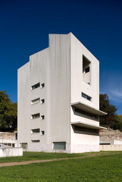 Faculdade de Arquitectura   School of Architecture  Porto - 1994   © Fernando Guerra, FG+SG Architectural Photography