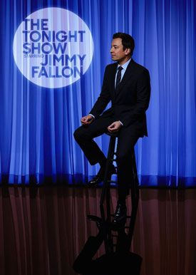 NBC Reveals Jimmy Fallon's First Week Guests on The Tonight Show