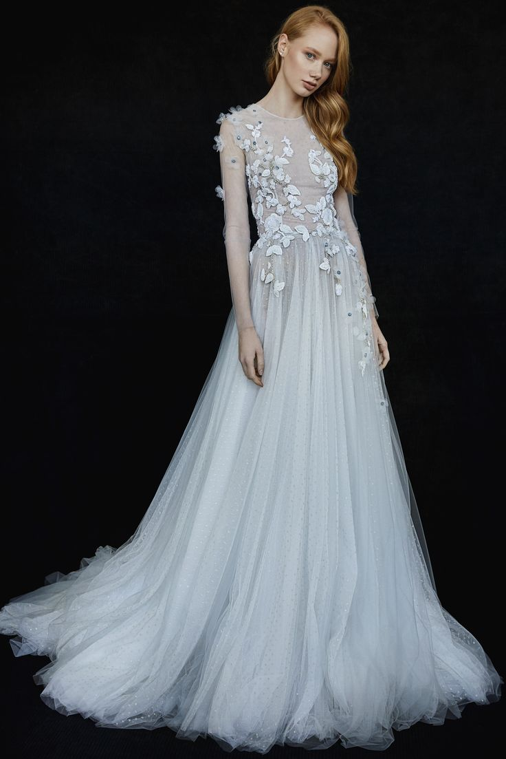 Bella Wedding Gown #BellaWeddingGown #OtiliaBrailoiuAtelier #weddingdress