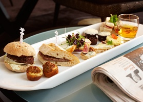 A gentleman's feast this Father's Day - Hilton Cardiff
