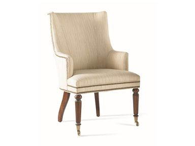 Shop for Hickory White CTH Game Chair, 730-001, and other Bar and Game Room Chairs at Goods Home Furnishings in North Carolina Discount Furniture Stores Outlets. Sleek style and a smart design make this chair a brilliant addition.  A crafty blend of function and fashion make this chair an irreplaceable addition.
