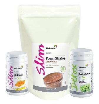 Pachet pentru slabit 1 LUNA cu FormShake Ciocolata Pachet pentru slabit 1 LUNA cu FormShake Ciocolata Pentru slabire sanatoasa Nu presupune infometare Creste aportul de proteina vegetala…