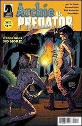 Preview: Archie vs. Predator #4 by de Campi, Ruiz, & Koslowski