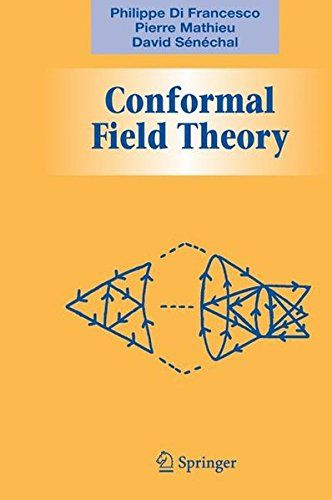 Conformal Field Theory (Graduate Texts in Contemporary Physics):   Filling an important gap in the literature, this comprehensive text develops conformal field theory from first principles. The treatment is self-contained, pedagogical, and exhaustive, and includes a great deal of background material on quantum field theory, statistical mechanics, Lie algebras and affine Lie algebras. The many exercises, with a wide spectrum of difficulty and subjects, complement and in many cases exten...