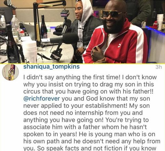 Someone Is Lying About Whether Or Not 50 Cents Son Applied To MMG!