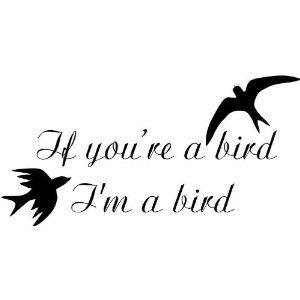 if your a bird im a bird - Google Search