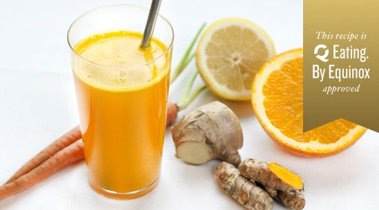 Turmeric Juice